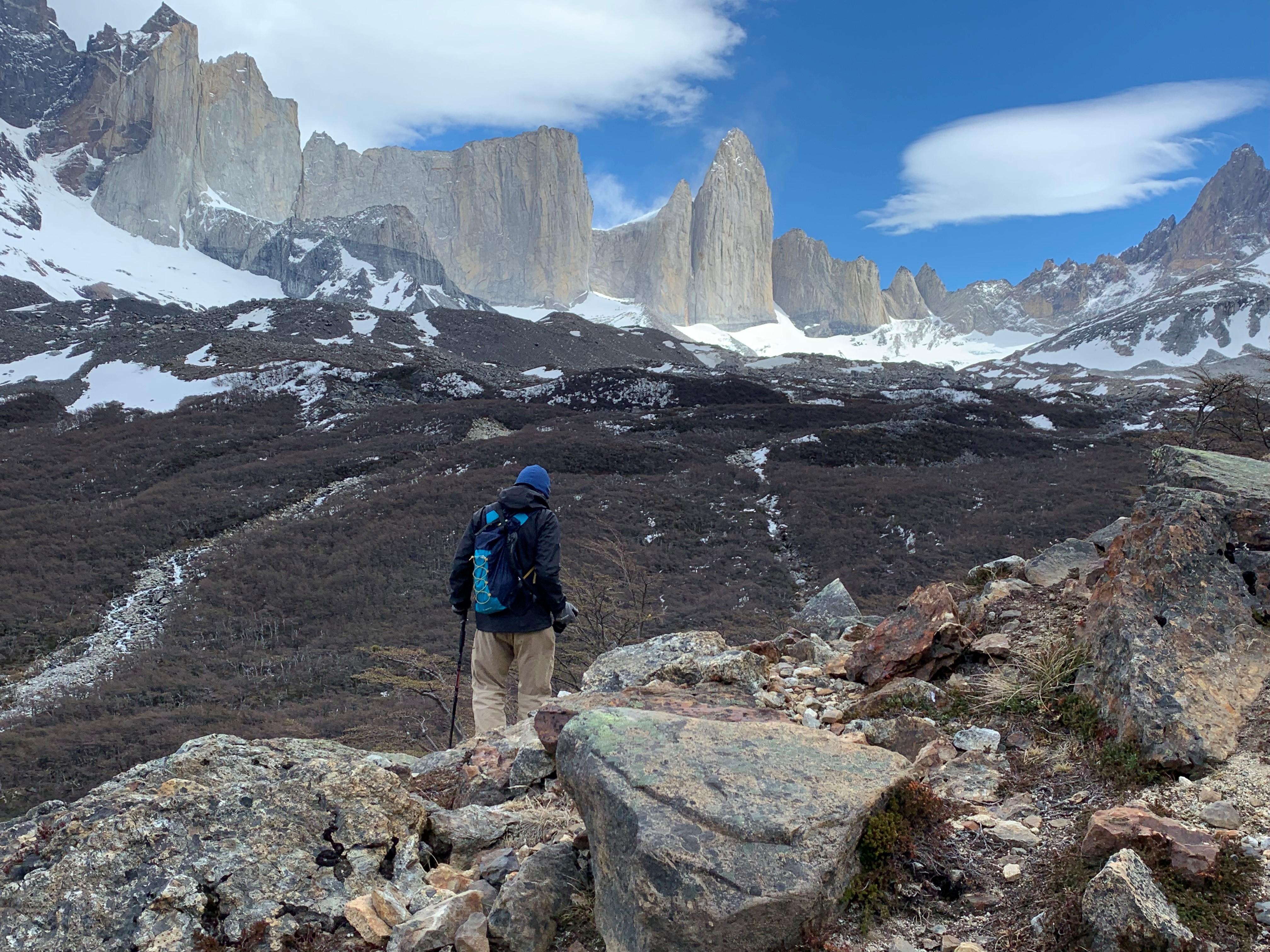 W-Trek Mirador Britanico in Patagoni