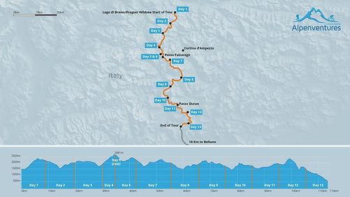 AV1 Map and Elevation Profile
