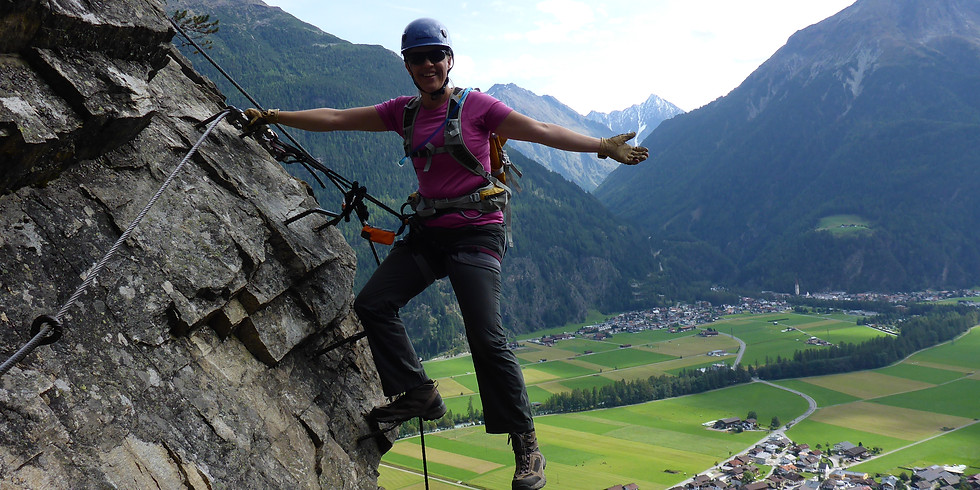 Via Ferratas in the Alps
