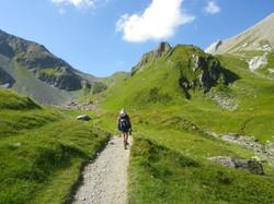 Tour du Mont Blanc trek