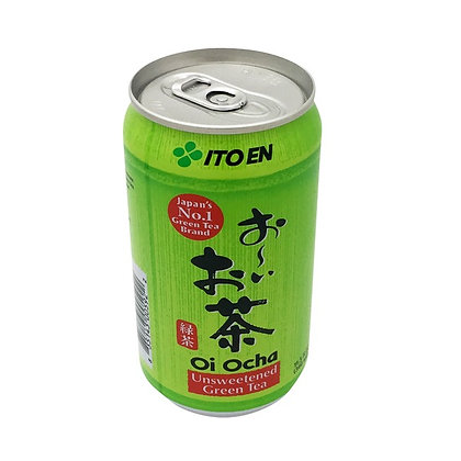 Itoen Green Tea Unsweetened 340ml