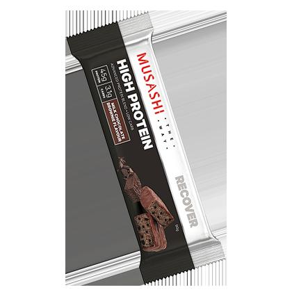 Musashi Protein Bar  Choc Brownie 90g