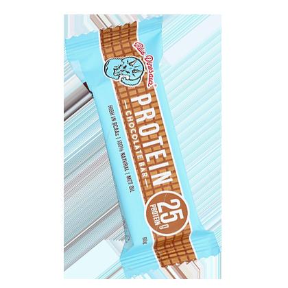Blue Dinosaur Protein Bar  Chocolate 60g