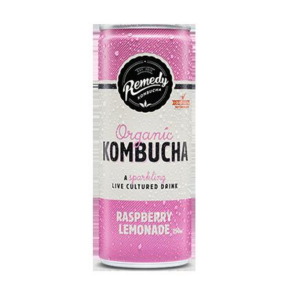 Remedy-OrganicKombucha-RaspberryLemonade