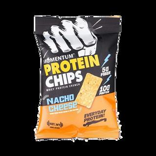 Momentum-ProteinChips-NachoCheese-30g-40