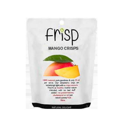 Frisp Mango Crisps 15g