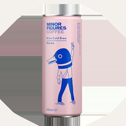 Minor Figures Cold Brew Mocha 200g
