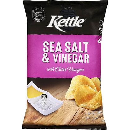 KETTLE Chips  Salt & Vinegar 45g