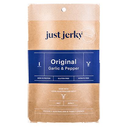 Just Jerky Beef Jerky Original 25g