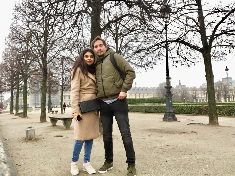 The Tuileries Garden, Paris