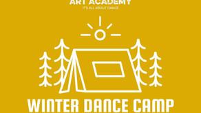 WINTER DANCE CAMP 2022