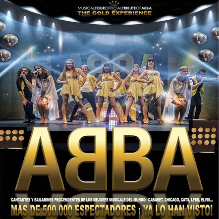 Abba the Gold Experience