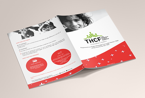 THCF Children's Charity Brochure