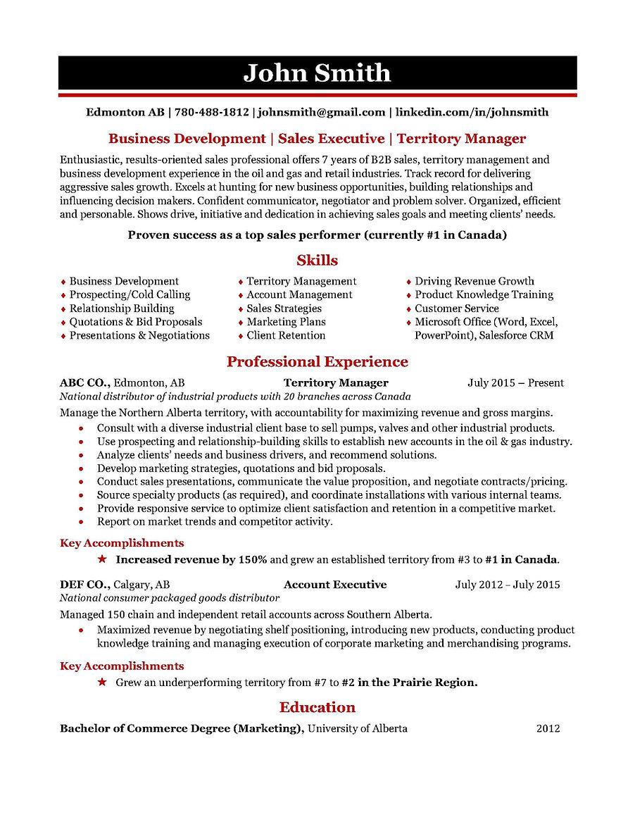 Edmonton Resume Builder High Impact Resumes Ltd.