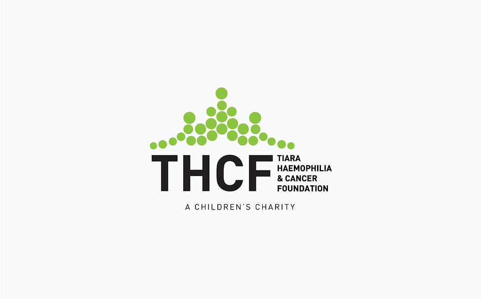 THCF Children's Charity Logo
