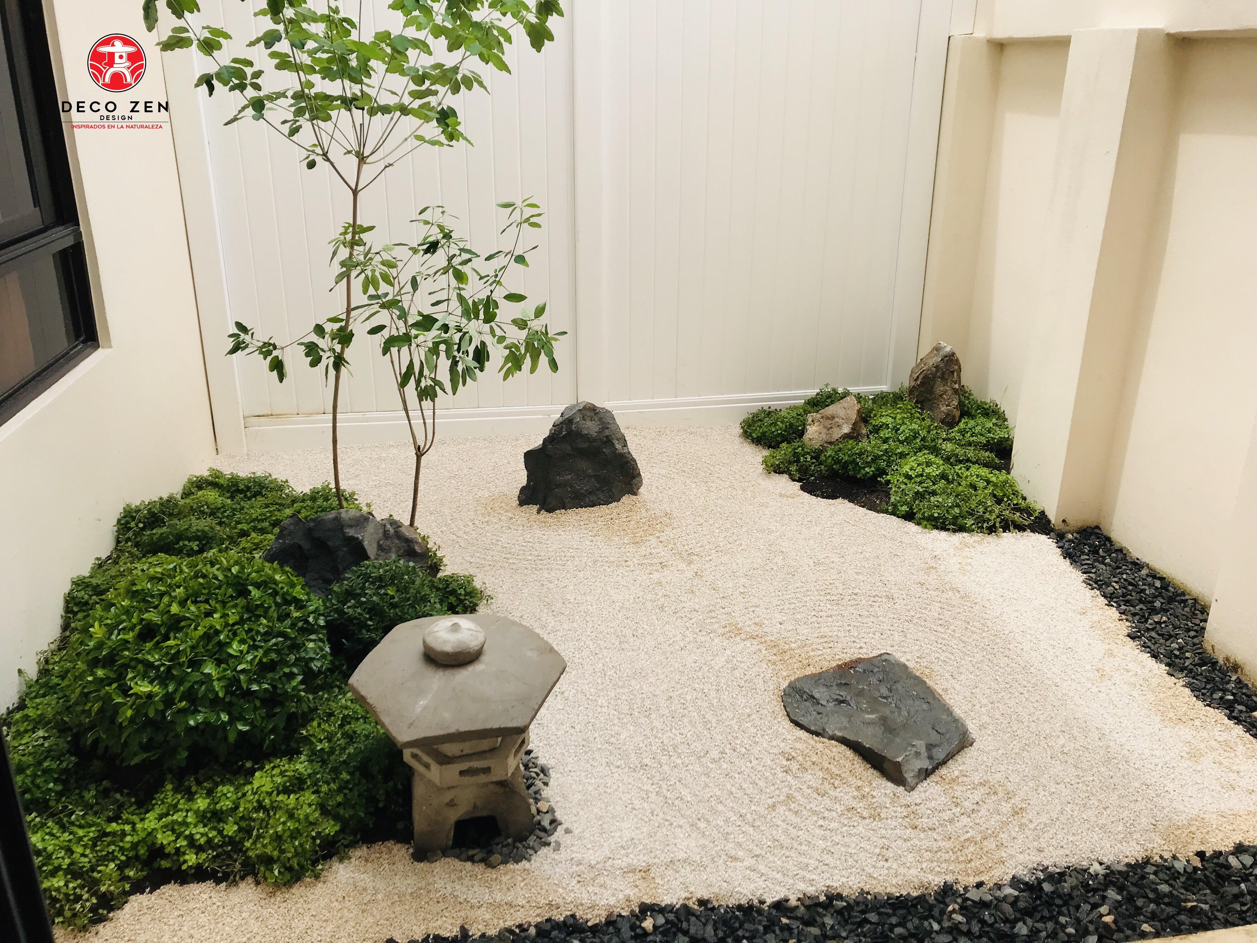 """Jardín estilo zen"""""""