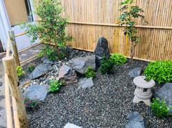 Jardín estilo japonés