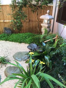 Jardín tsuboniwa