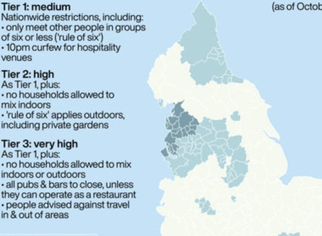 The Toughest Coronavirus Restrictions To Be Introduced In Lancashire