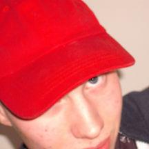 Joe red hat.JPG