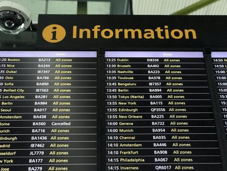 UK Travel Restrictions: What Do We Know So Far?