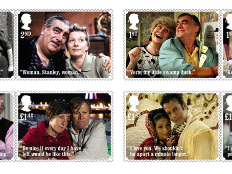Coronation Street Stamps Unveiled To Mark Soap's 60th Anniversary