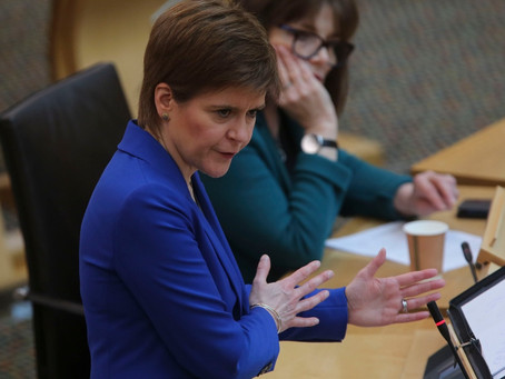 Scottish Government Announces Four-phase Plan To Ease The Lockdown