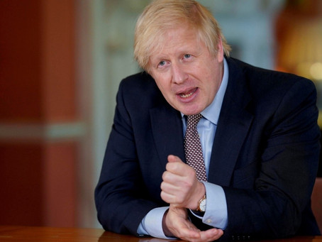 WHAT HAS CHANGED WITH BORIS JOHNSON'S SLIGHT EASING OF LOCKDOWN?