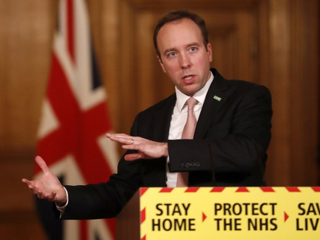 Health Secretary 'Crystal Clear' Support Bubbles Will Stay