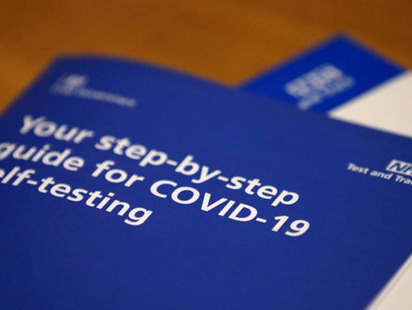 Door-To-Door Delivery Of Tests To Find South African Variant Gets Under Way