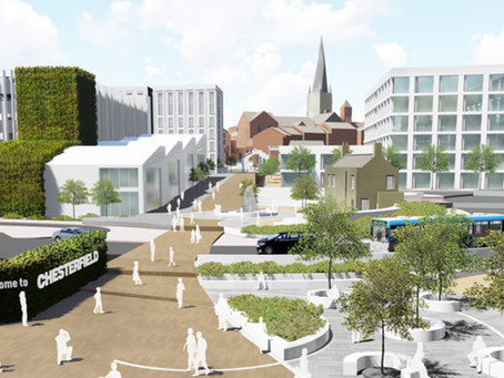 Chesterfield Leaders Urge Government To Deliver HS2 Eastern Leg In Full