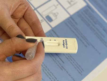 Care Home Staff To Receive Rapid-Result Tests To Protect Against Covid Variant