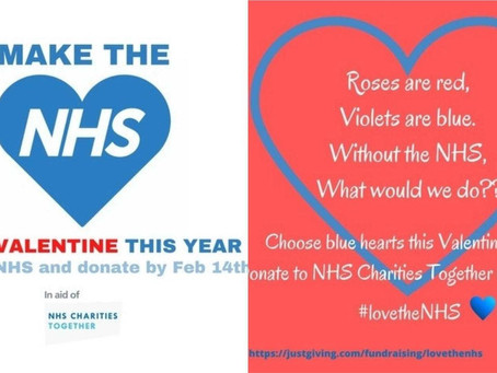 A Campaigner Is Calling For People To Swap 'Cutest Cards' For NHS Donations This Valentine's Day
