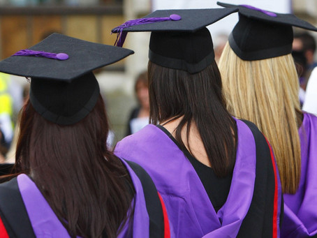 UNIVERSITIES 'MAY BE AT GREATER RISK' DUE TO OVER-RELIANCE ON CHINESE STUDENTS