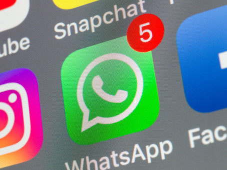 New Year's Eve Activity Breaks WhatsApp Records