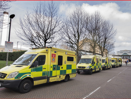Ambulance Workers 'At Breaking Point', Union Survey Suggests