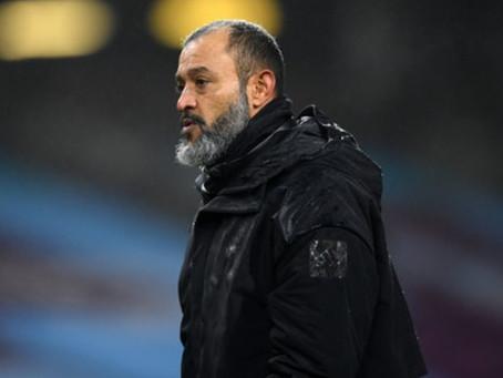 Nuno Espirito Santo Risks FA Charge After Stinging Criticism Of Ref Lee Mason