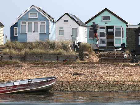 Beach Huts Targeted In Arson And Burglary Spree
