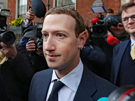Mark Zuckerberg Defends Facebook's Record On Coronavirus Misinformation