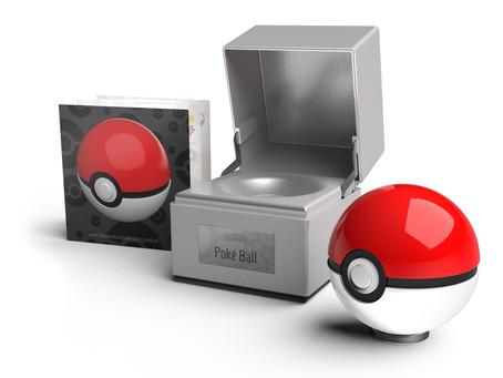 Pokemon, getto daze!!——合金《寶可夢》1:1精靈球!