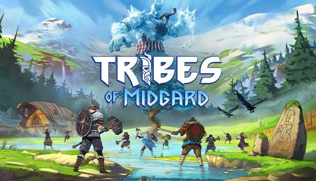 《Tribes of Midgard》10人聯機拯救Midgard部落!