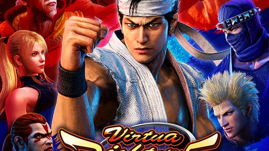 新引擎的魅力——VR戰士5:終極對決(Virtua Fighter 5:Ultimate Showdown)評測