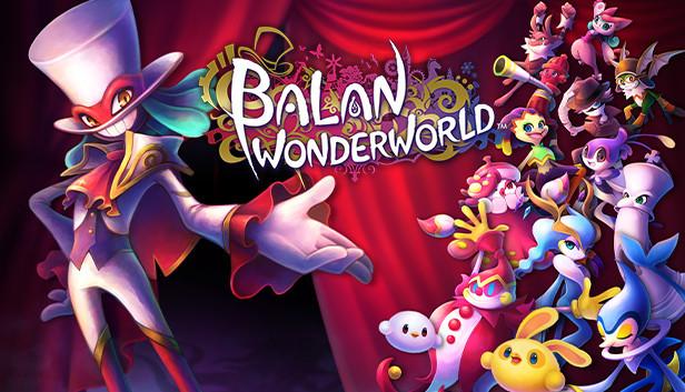 《巴蘭的異想奇境(BALAN WONDERWORLD)》簡單評測!