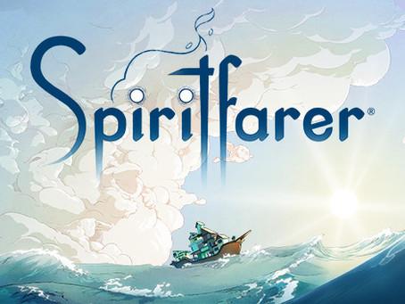靈魂擺渡者,探討死亡的小遊戲《Spiritfarer》