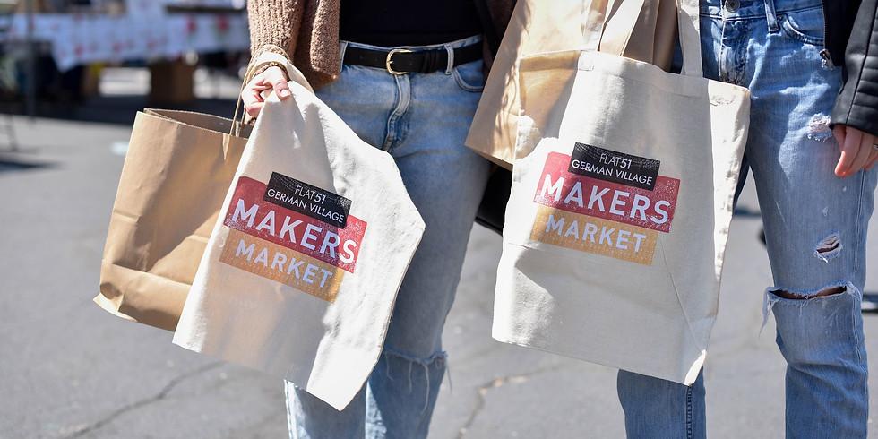German Village Maker's Market