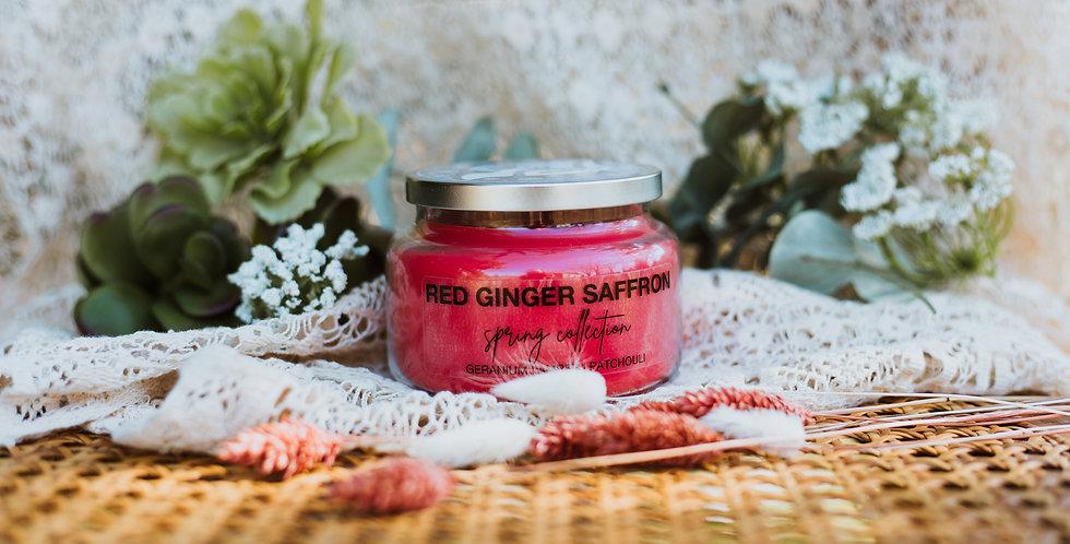 red ginger saffron