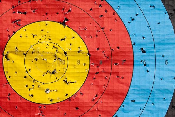 Archery Straw Targets