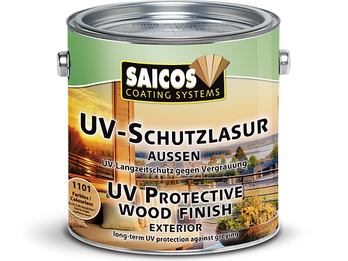 Saicos UV Protective Wood Finish Exterior