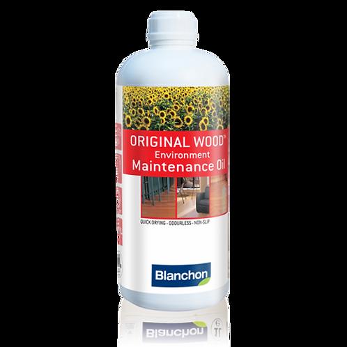 Blanchon Original Wood Environment Maintenance Oil