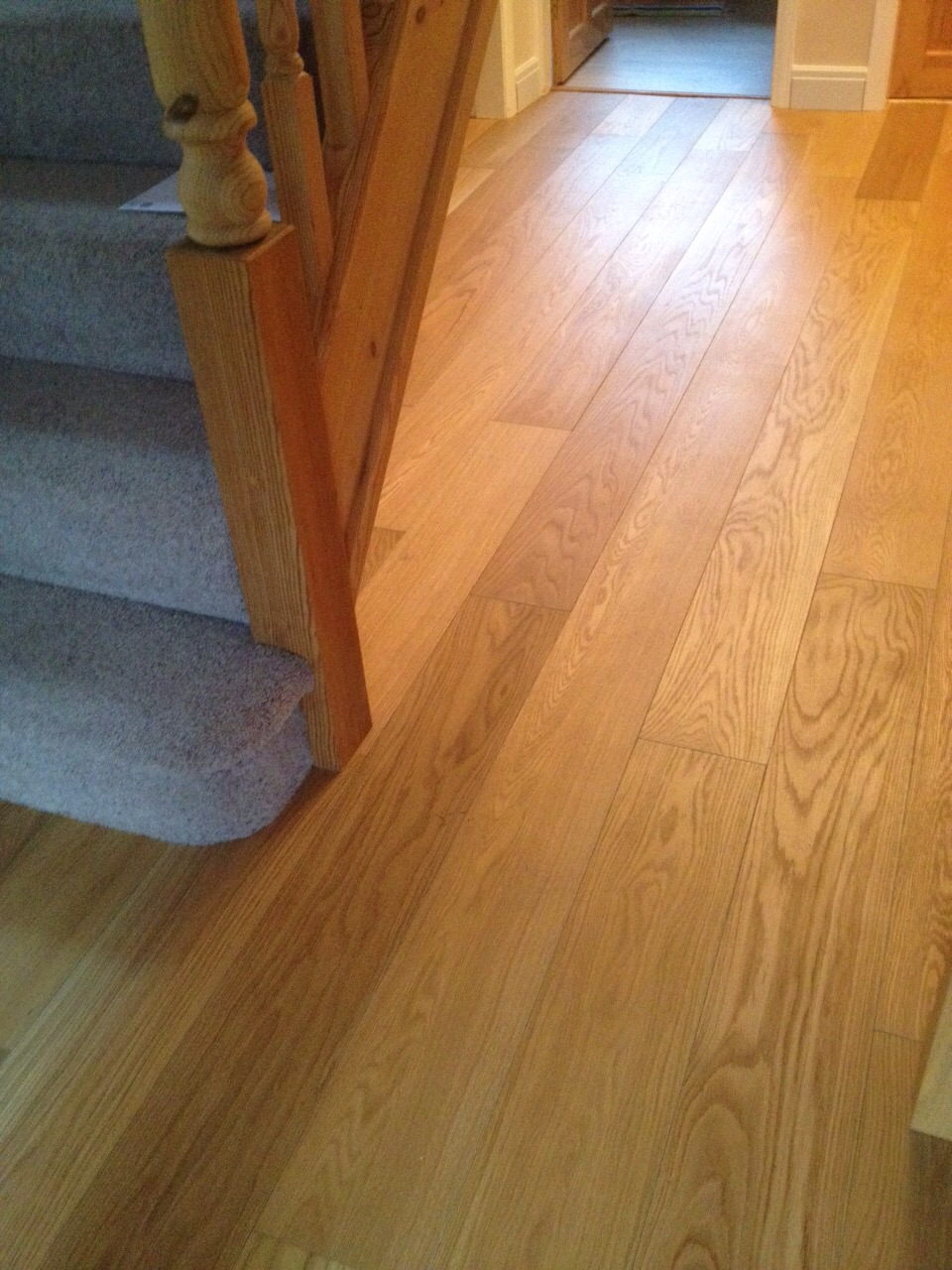 Engineered Oak Planks
